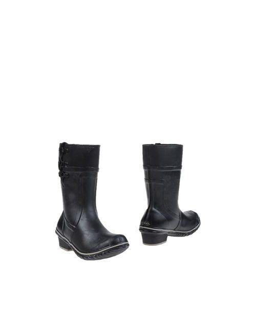 Sorel | Мужские Чёрные Полусапоги И Высокие Ботинки
