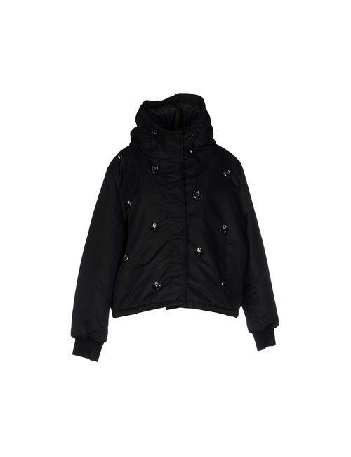 Markus Lupfer | Мужская Чёрная Куртка