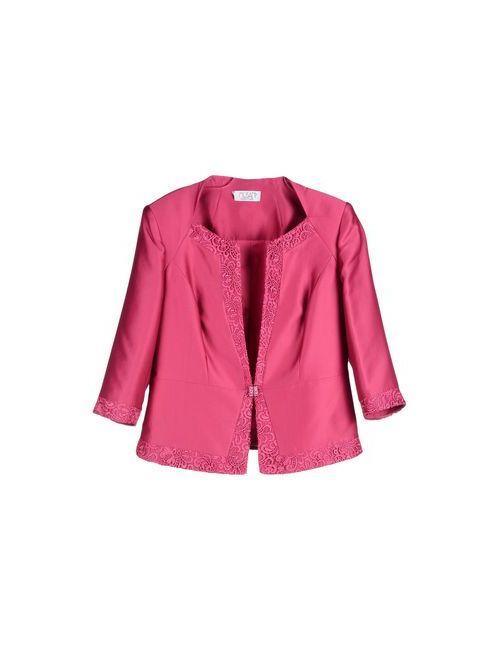 Musani Couture | Мужской Фиолетовый Пиджак