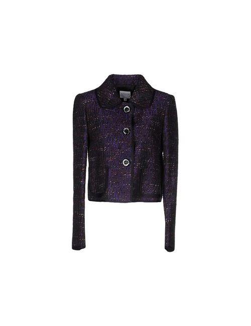 Armani Collezioni | Мужской Фиолетовый Пиджак