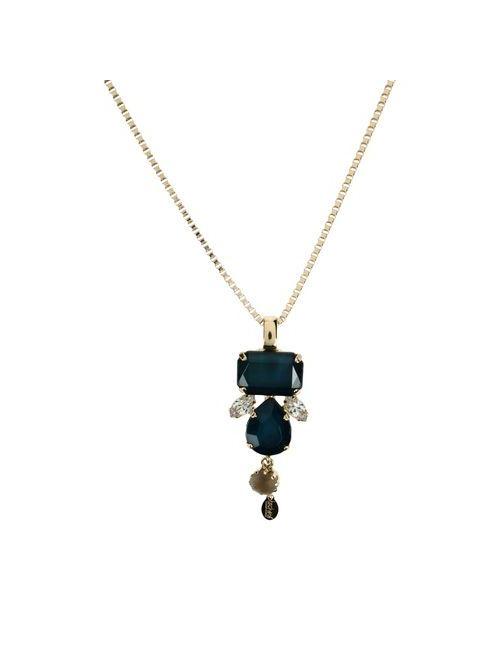 TACHETÉ | Женское Золотистое Ожерелье