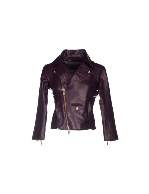 Dsquared2 | Мужская Баклажанная Куртка