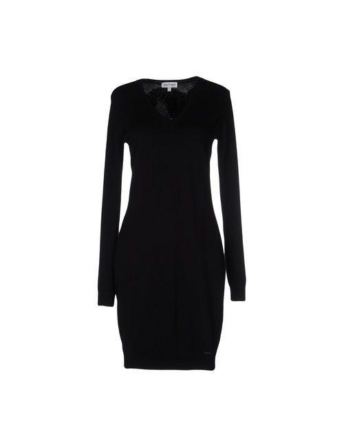 Who*S Who | Женское Чёрное Короткое Платье