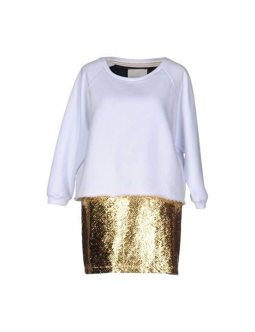 Gaëlle Bonheur | Женское Белое Короткое Платье