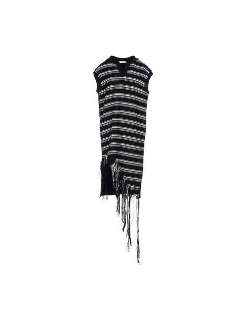 FAUSTINE STEINMETZ | Женское Чёрное Платье До Колена