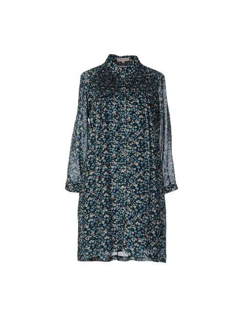 Paul & Joe Sister | Женское Синее Короткое Платье