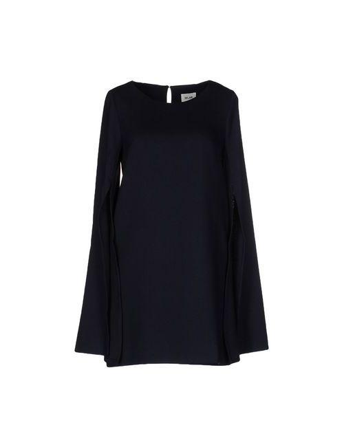 BELAIR | Женское Синее Короткое Платье