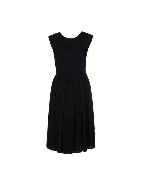 Blanca Luz   Женское Черный Платье До Колена