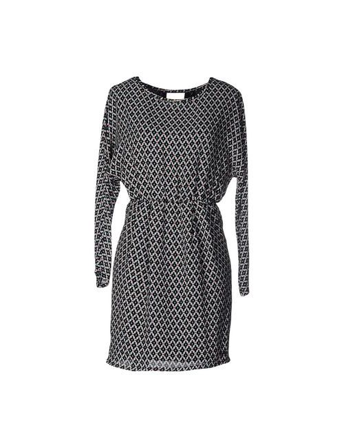 Pepe Jeans | Женское Черный Короткое Платье