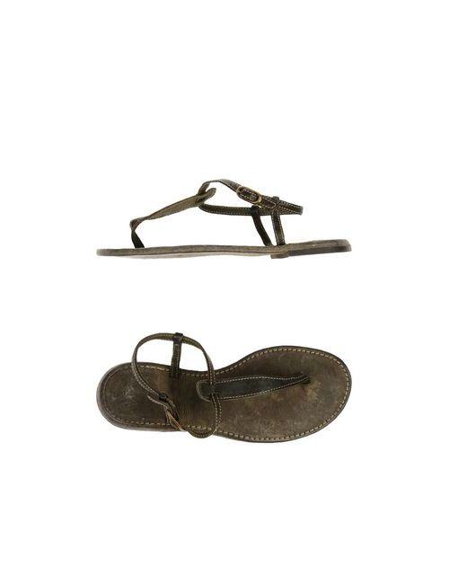 Pantofola d'Oro | Женские Зелёные Вьетнамки