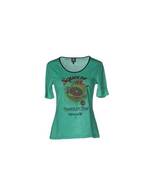 Tricot Chic | Мужская Зелёная Футболка