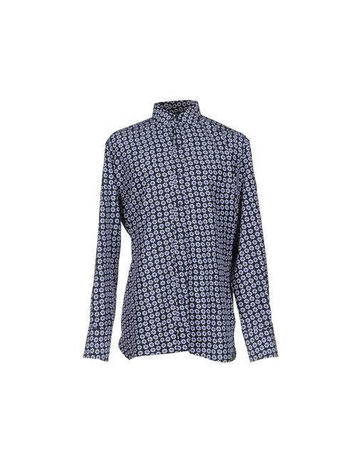 Tom Ford | Мужская Синяя Pубашка