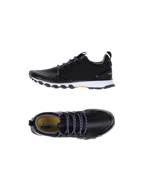 Adidas By Stella  Mccartney | Мужские Чёрные Низкие Кеды И Кроссовки