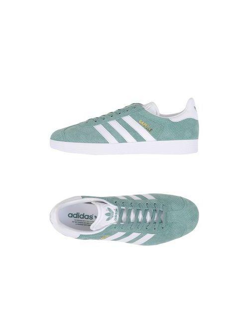 adidas Originals   Мужские Зелёные Низкие Кеды И Кроссовки