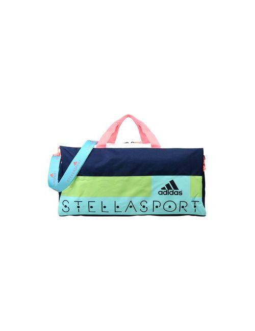 Adidas By Stella  Mccartney | Синяя Дорожная Сумка
