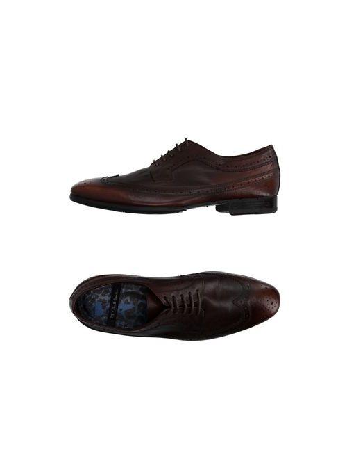 PS PAUL SMITH | Мужская Коричневая Обувь На Шнурках