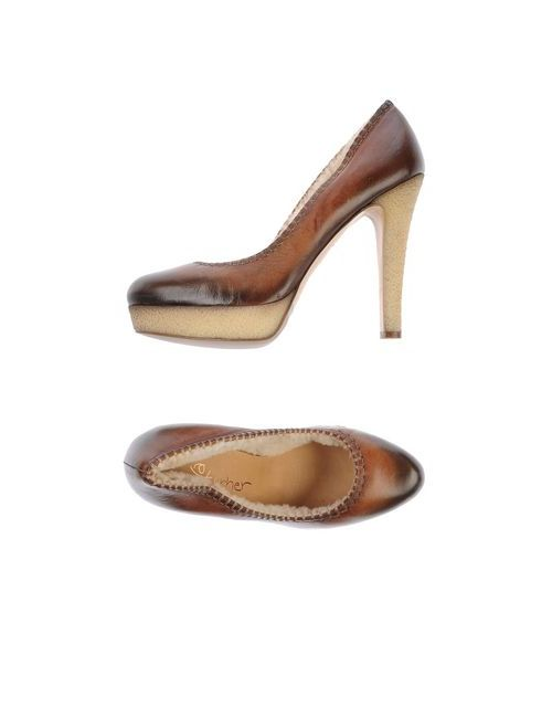 Eva Turner | Женские Коричневые Туфли