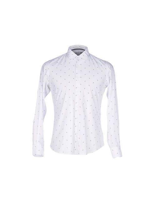 At.P.Co | Мужская Белая Pубашка