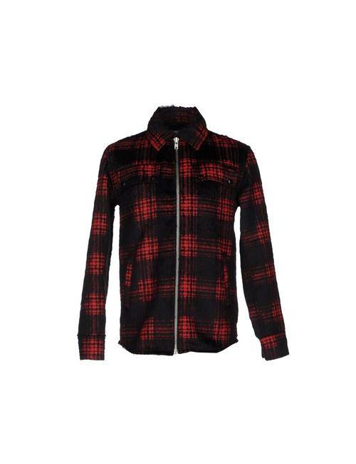 Maison Kitsune | Мужская Красная Куртка