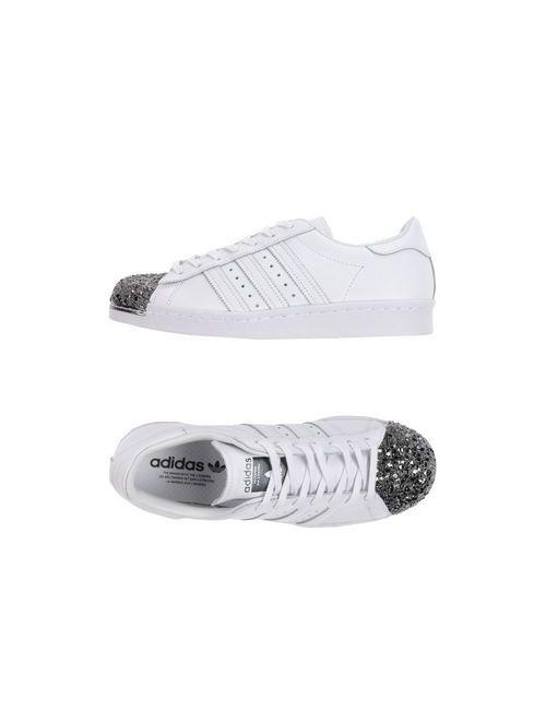 adidas Originals | Мужские Белые Низкие Кеды И Кроссовки