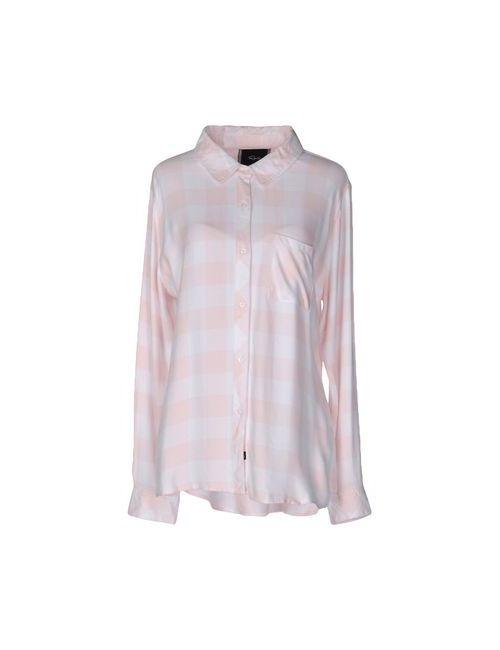 Rails | Женская Розовая Pубашка
