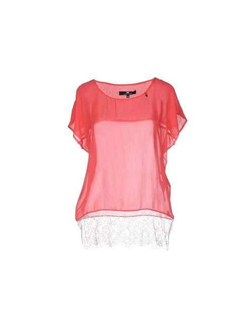 ELISABETTA FRANCHI | Женская Розовая Блузка