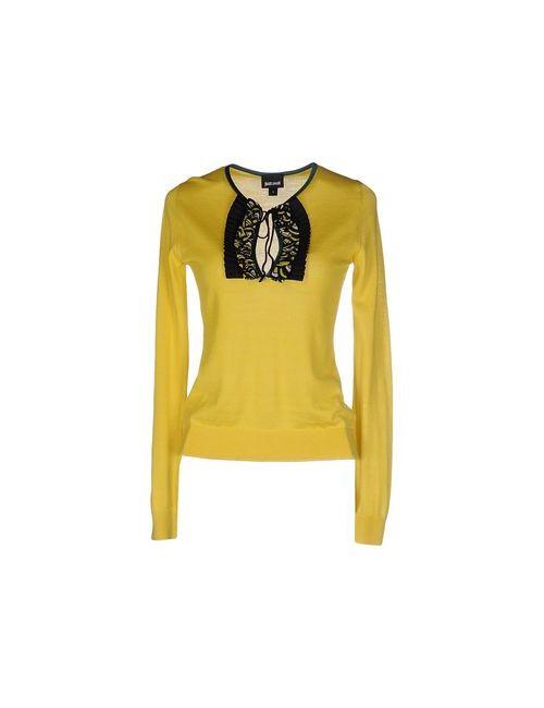 Just Cavalli | Жёлтый Свитер