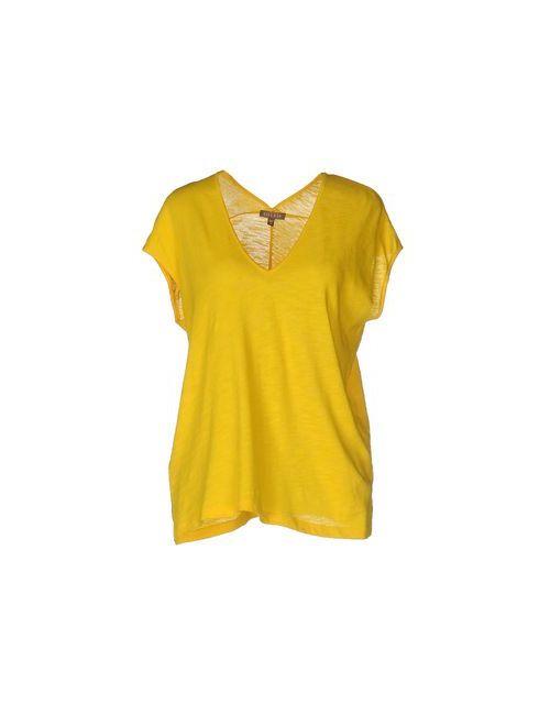 LILLA P | Жёлтый Свитер