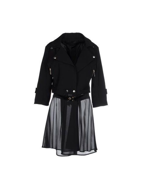 MNML MINIMAL | Женское Чёрное Легкое Пальто
