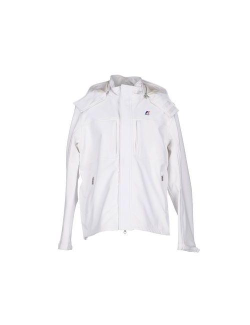 K-Way | Женская Белая Куртка