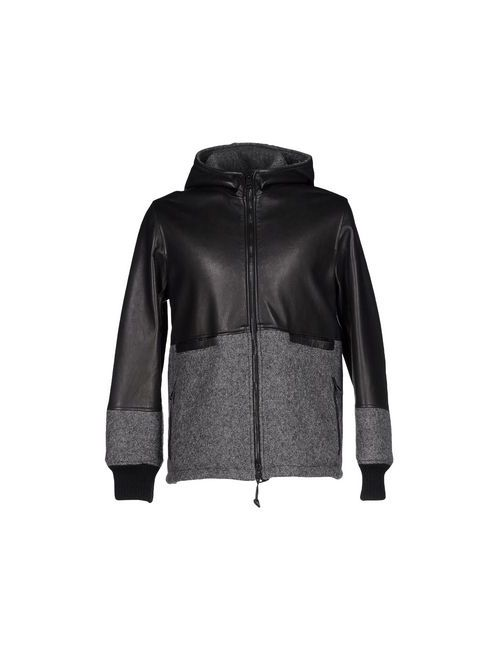 DACUTE | Женская Чёрная Куртка