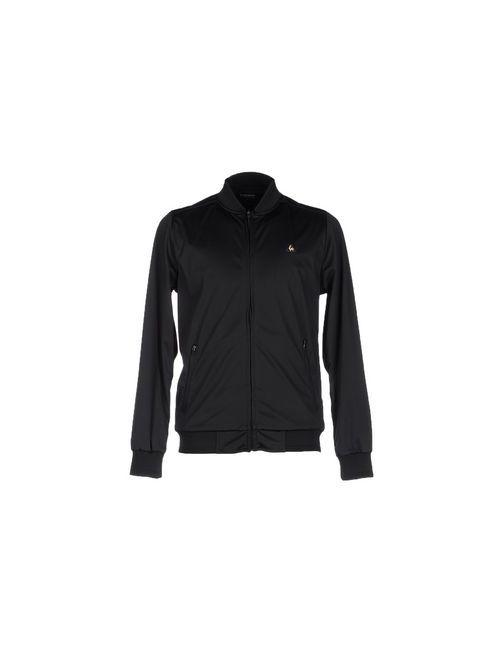 Le Coq Sportif | Женская Чёрная Куртка