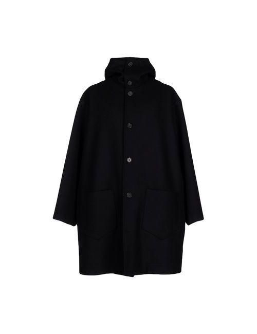 Cini | Мужское Синее Пальто