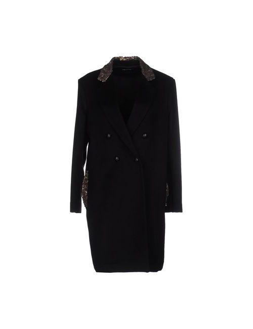 Nineminutes   Мужское Чёрное Пальто