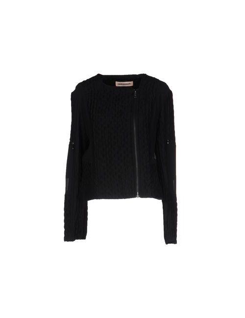 Custommade• | Женская Чёрная Куртка