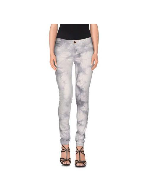 Twin-Set Jeans | Женские Белые Джинсовые Брюки