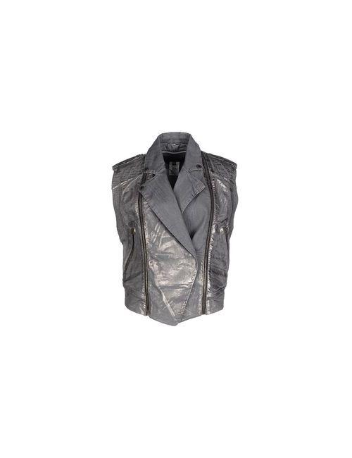 Karl By Karl Lagerfeld | Мужская Серая Джинсовая Верхняя Одежда