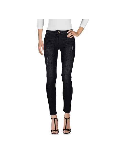 Twin-Set Jeans | Женские Чёрные Джинсовые Брюки