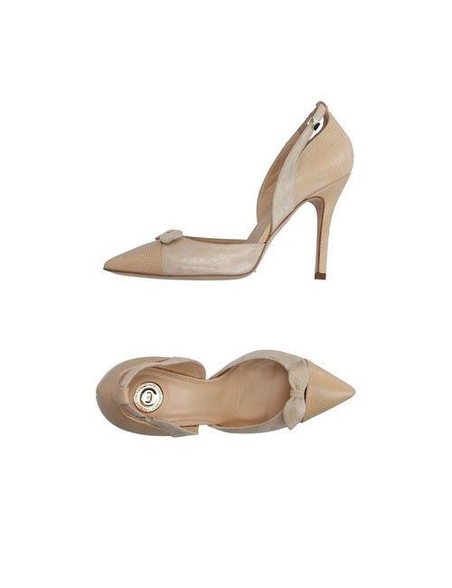 ELISABETTA FRANCHI | Женские Бежевые Туфли