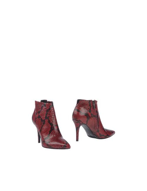 Bagatt | Женские Красные Полусапоги И Высокие Ботинки