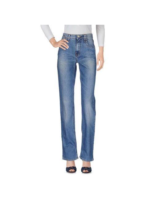 Jeans Les Copains   Женские Синие Джинсовые Брюки