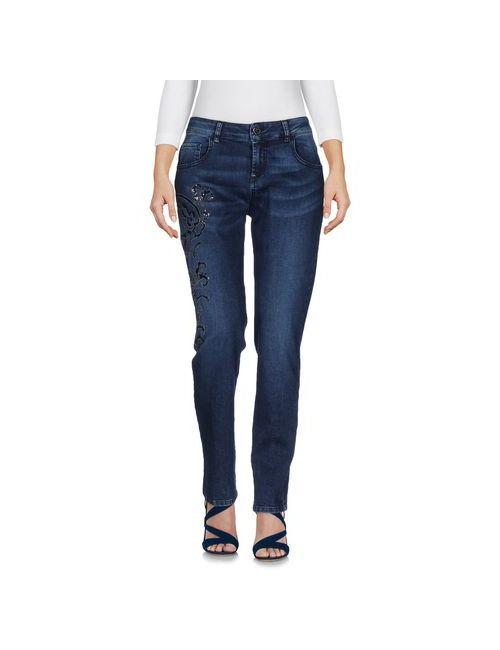 Twin-Set Jeans | Женские Синие Джинсовые Брюки