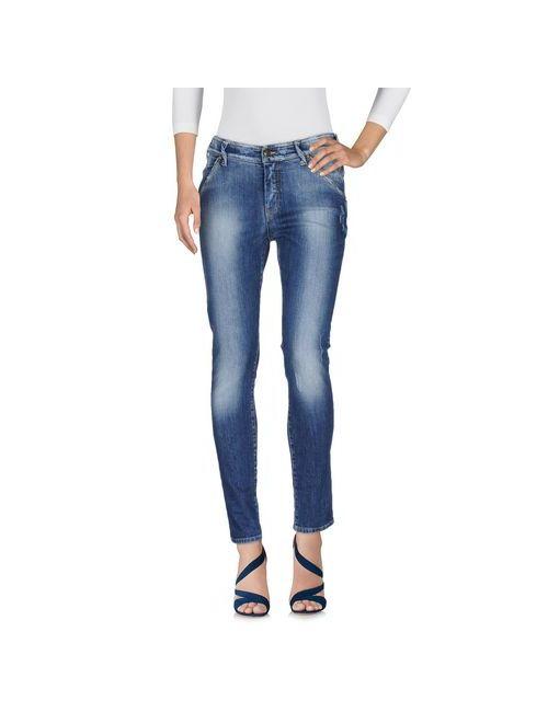 Met In Jeans | Женские Синие Джинсовые Брюки