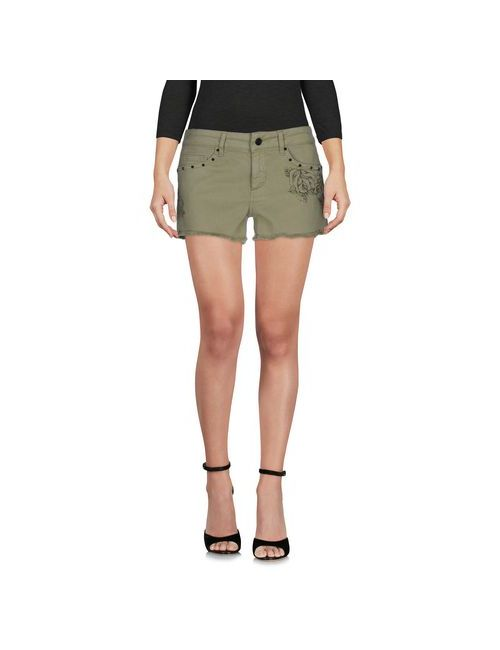 Liu •Jo Jeans | Женские Зелёные Джинсовые Шорты