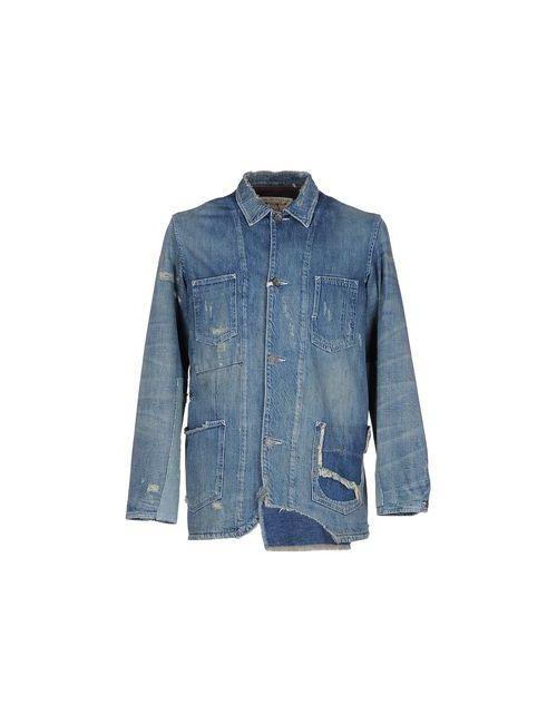 Levi'S Vintage Clothing | Мужская Синяя Джинсовая Верхняя Одежда
