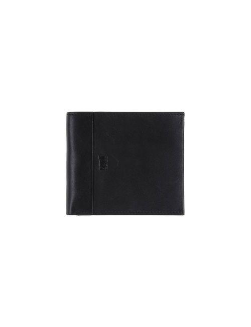 Class Roberto Cavalli | Мужской Чёрный Бумажник