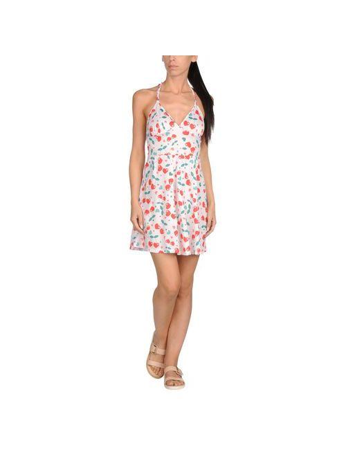 2BEKINI | Женское Красное Пляжное Платье