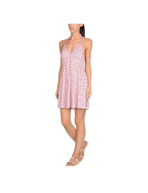 2BEKINI   Женское Розовое Пляжное Платье