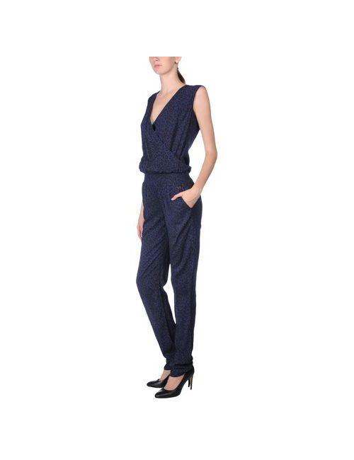 Liu •Jo Jeans | Женские Фиолетовые Комбинезоны Без Бретелей