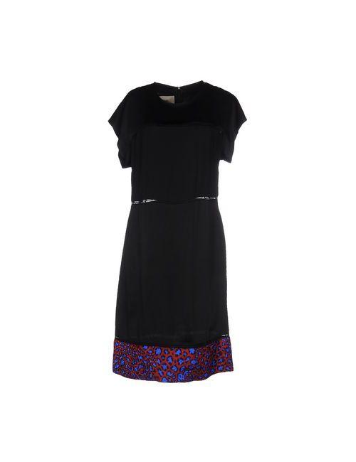 Paul Smith | Женское Черный Короткое Платье
